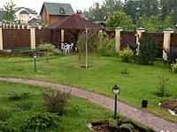 Ландшафтный дизайн загородного дома с чего начать